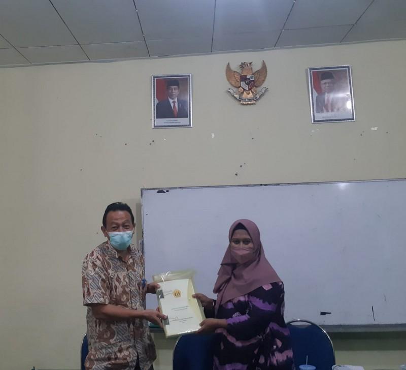 Kunjungan dan silaturahmi STIA Bina Banua ke STIE Nasional Banjarmasin