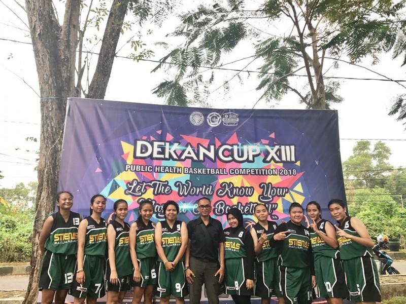 STIENAS Banjarmasin Juara Dekan Cup XIII Banjarmasin