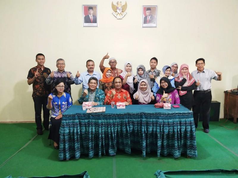 Penandatanganan Kesepakatan Kerja Bersama STIE Nasional Banjarmasin dan STIE Dahani Dahanai Buntok Kalimantan Tengah