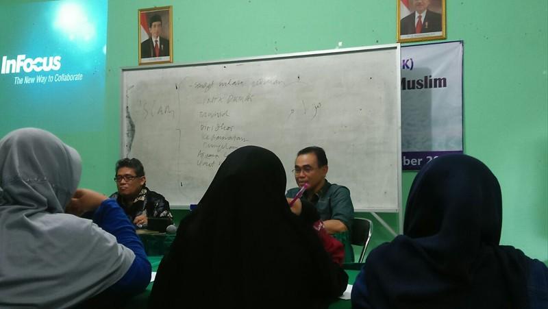 Kegiatan Lembaga Kajian Islam - Dakwah Kampus (LKI&DK)