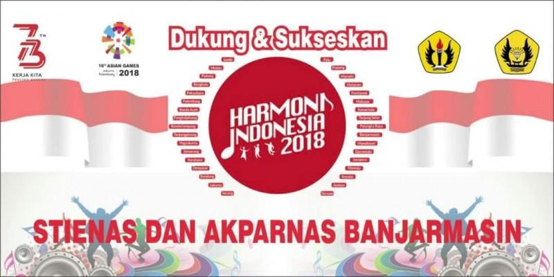 Harmoni Indonesia 2018