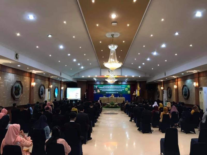 Yudisium Sarjana STIE Nasional Banjarmasin Semester Ganjil Tahun 2019/2020