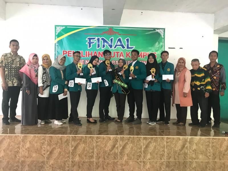 Final Pemilihan Duta Kampus STIENAS Banjarmasin